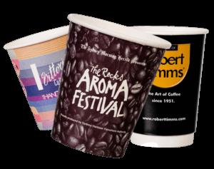 Sydney takeaway coffee cups