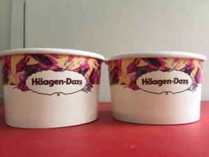 Sydney Gelato Cups
